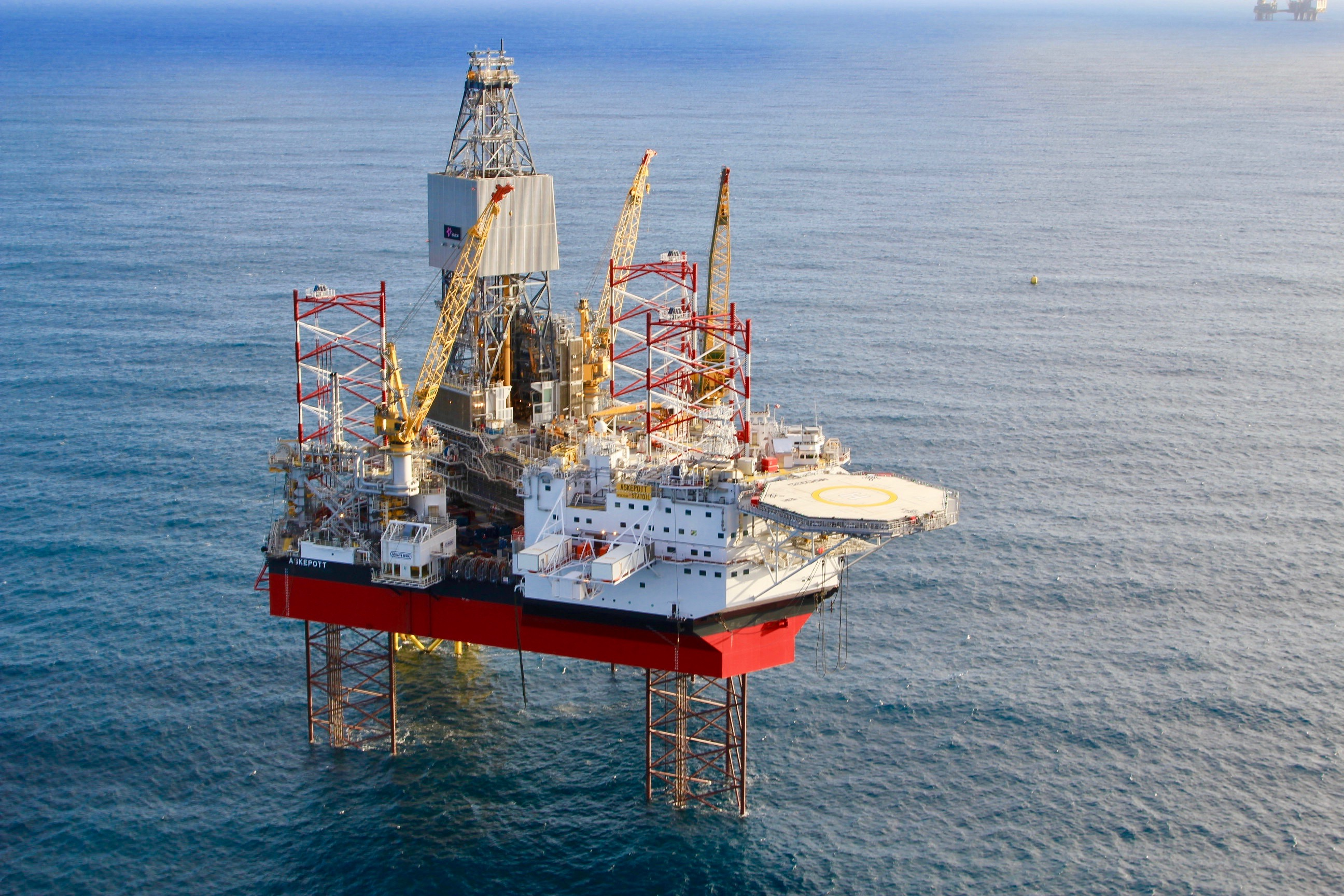 Askepott Equinor Norway Rig