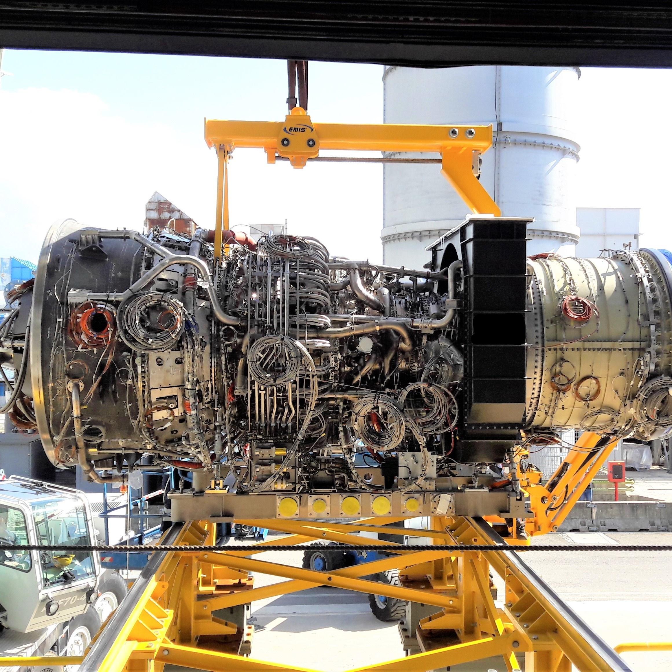 LM9000 Maintenance