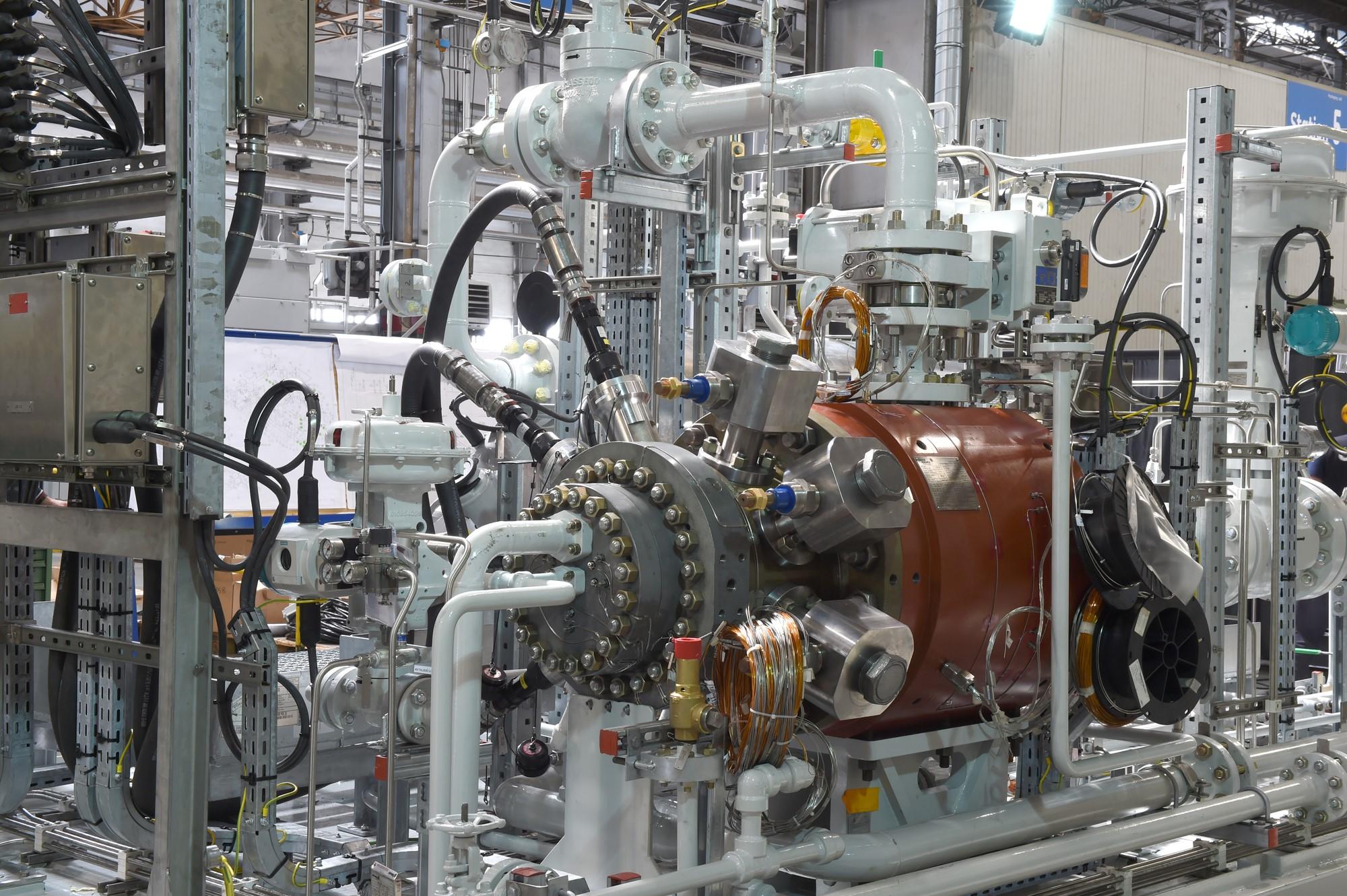 Turboexpander Generators 1