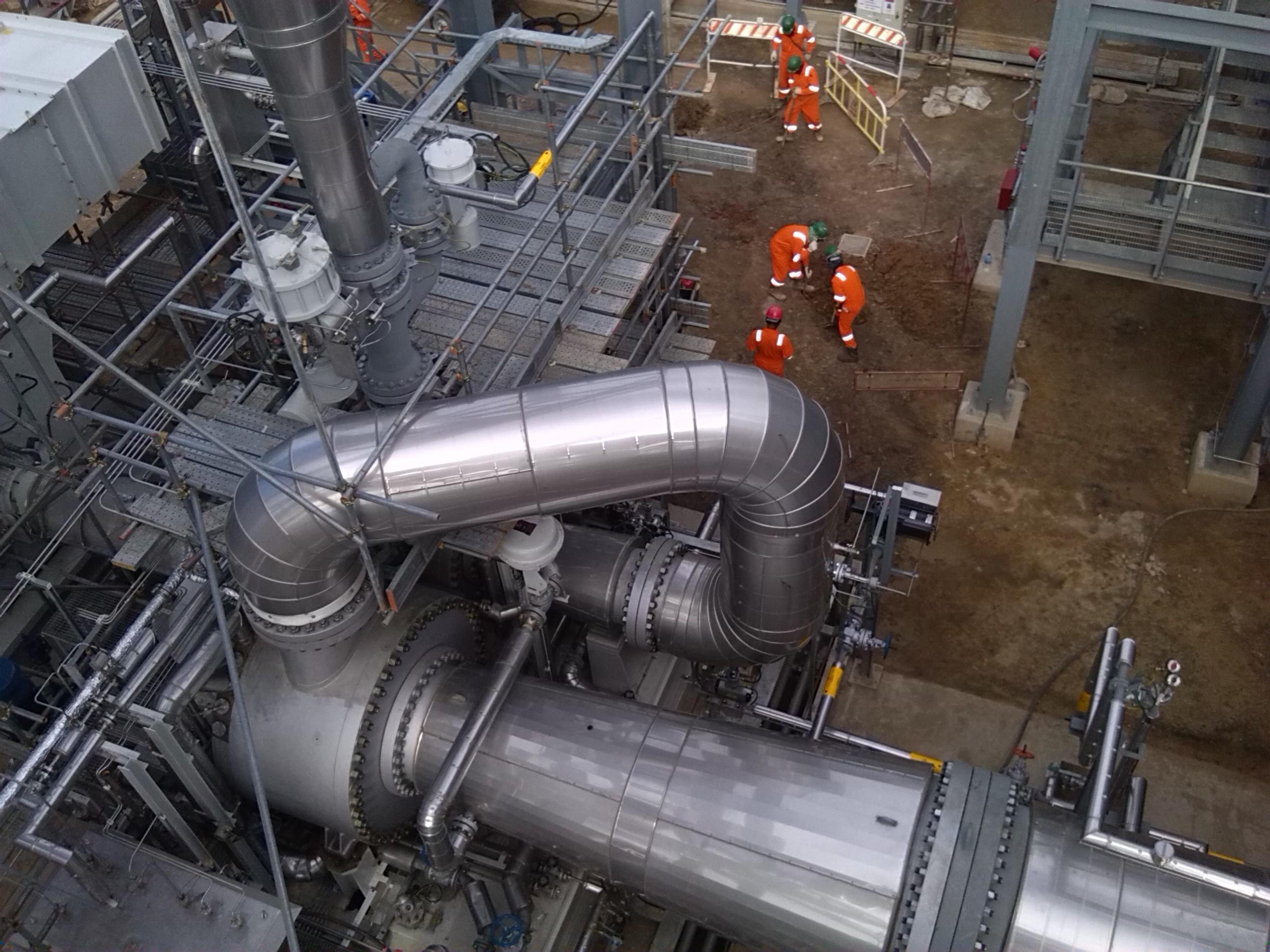 Turboexpander Generators 3