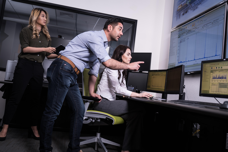 Monitoring team