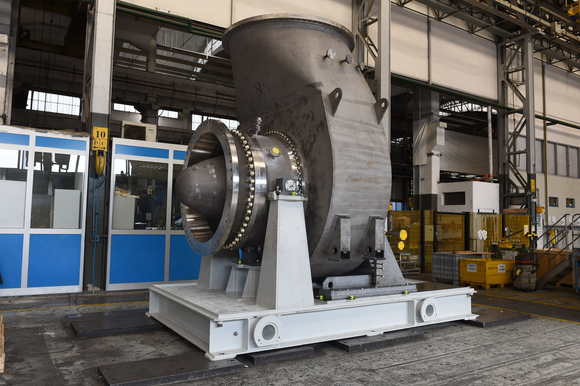 Hot Gas Expanders Power Cost Recovery