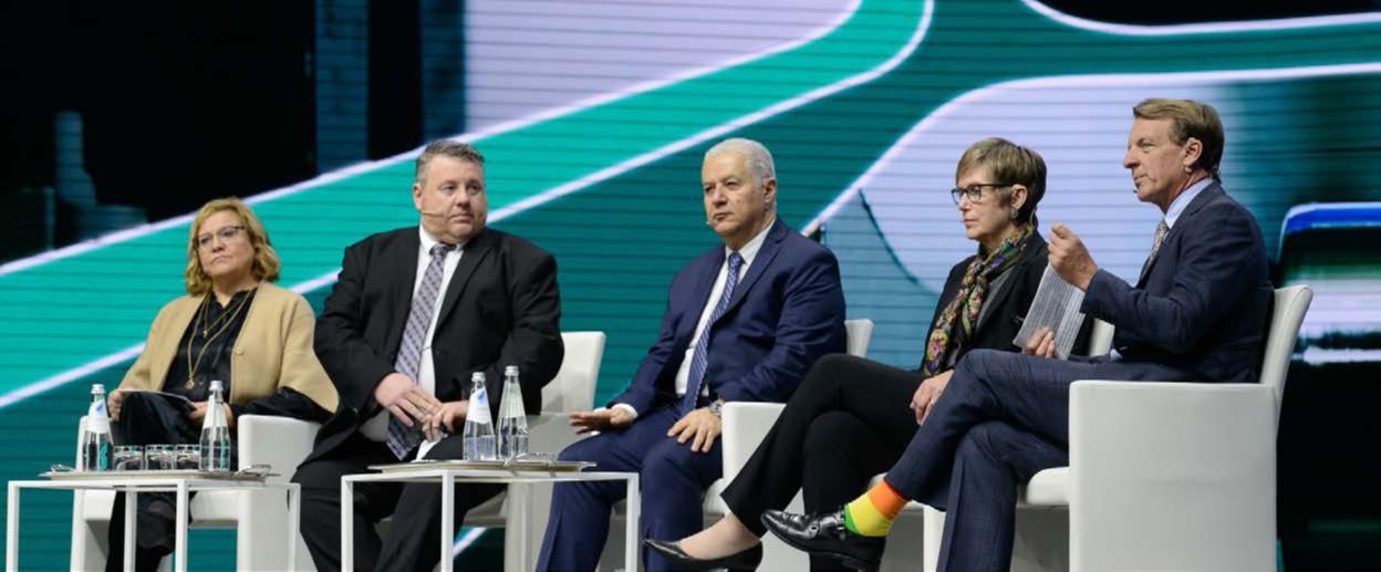 Disruptive Technologies Panel