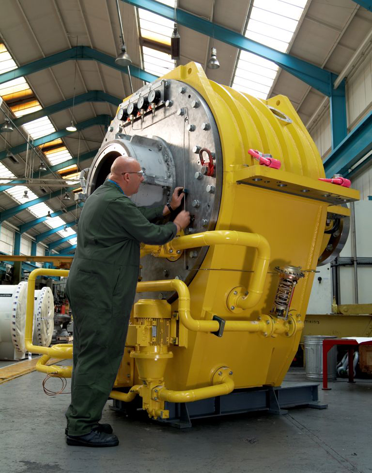 Hydro turbine gearboxes—power generation