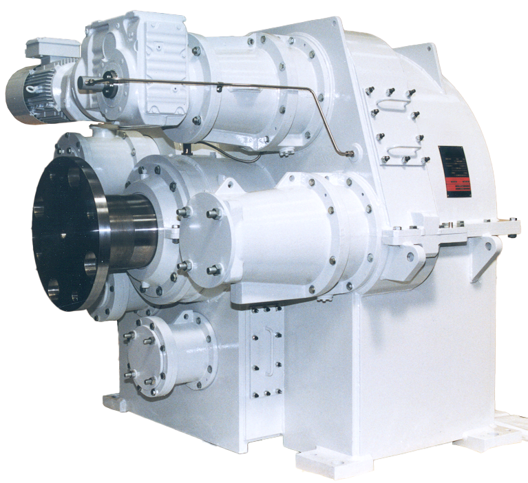 Gas and steam turbine gearboxes—power generation