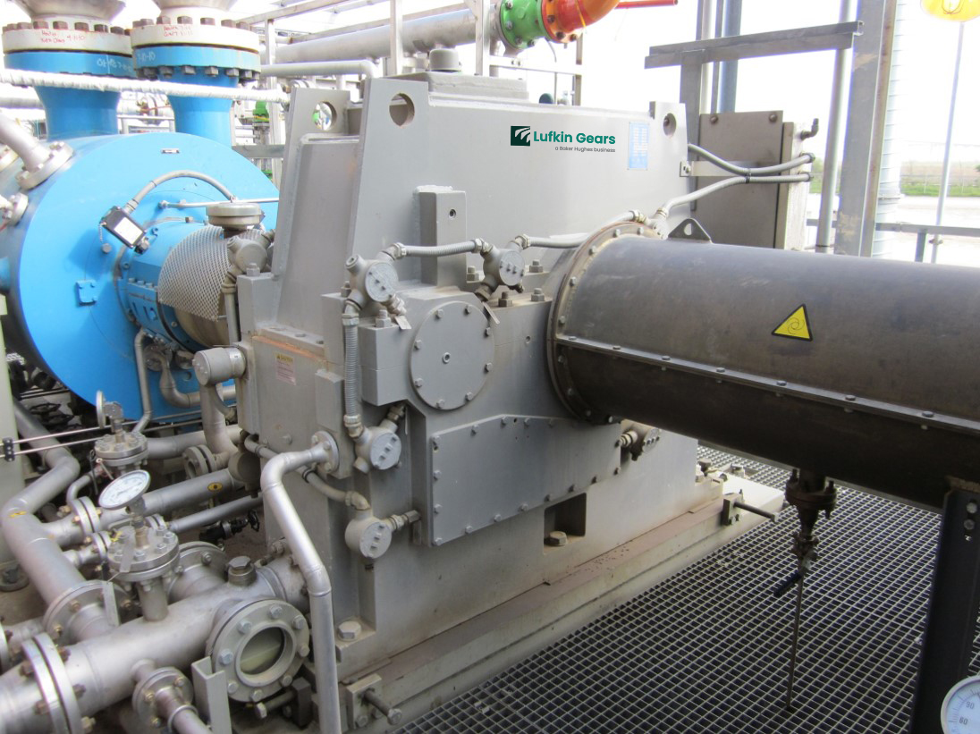 High-speed Parallel-shaft Gearboxes Compressor