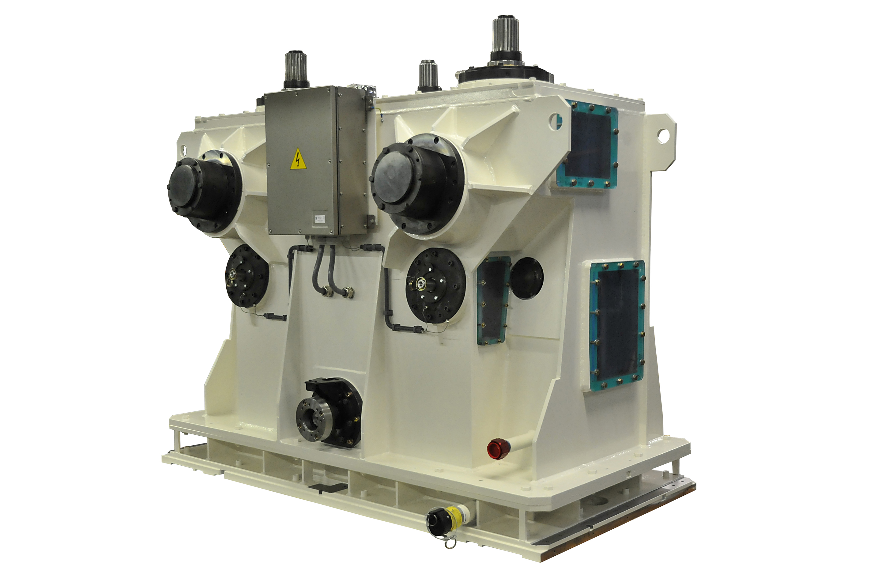 High-speed Parallel-shaft Gearboxes Test Stands