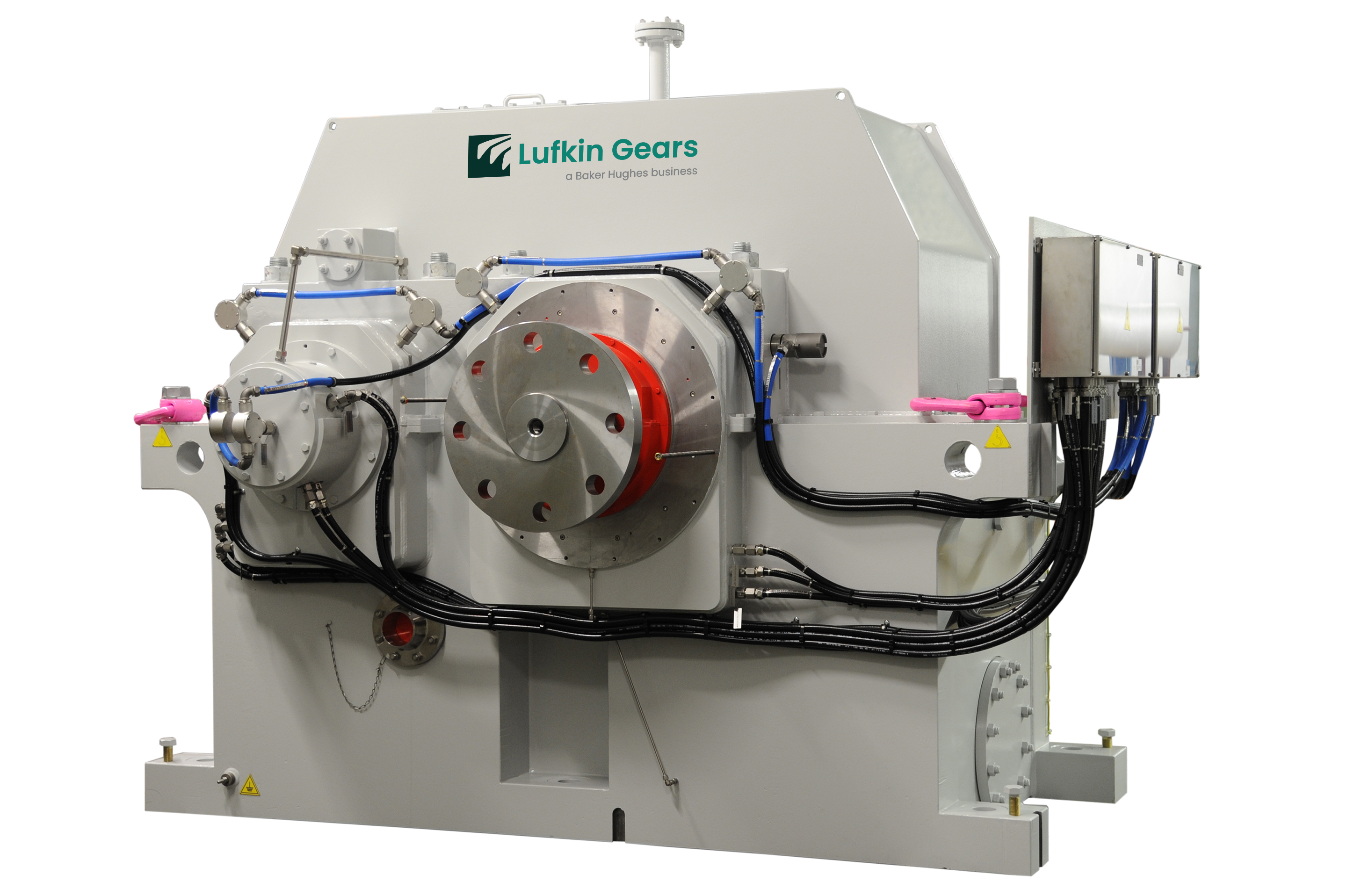 High-speed Parallel-shaft Gearboxes Fans and Blowers