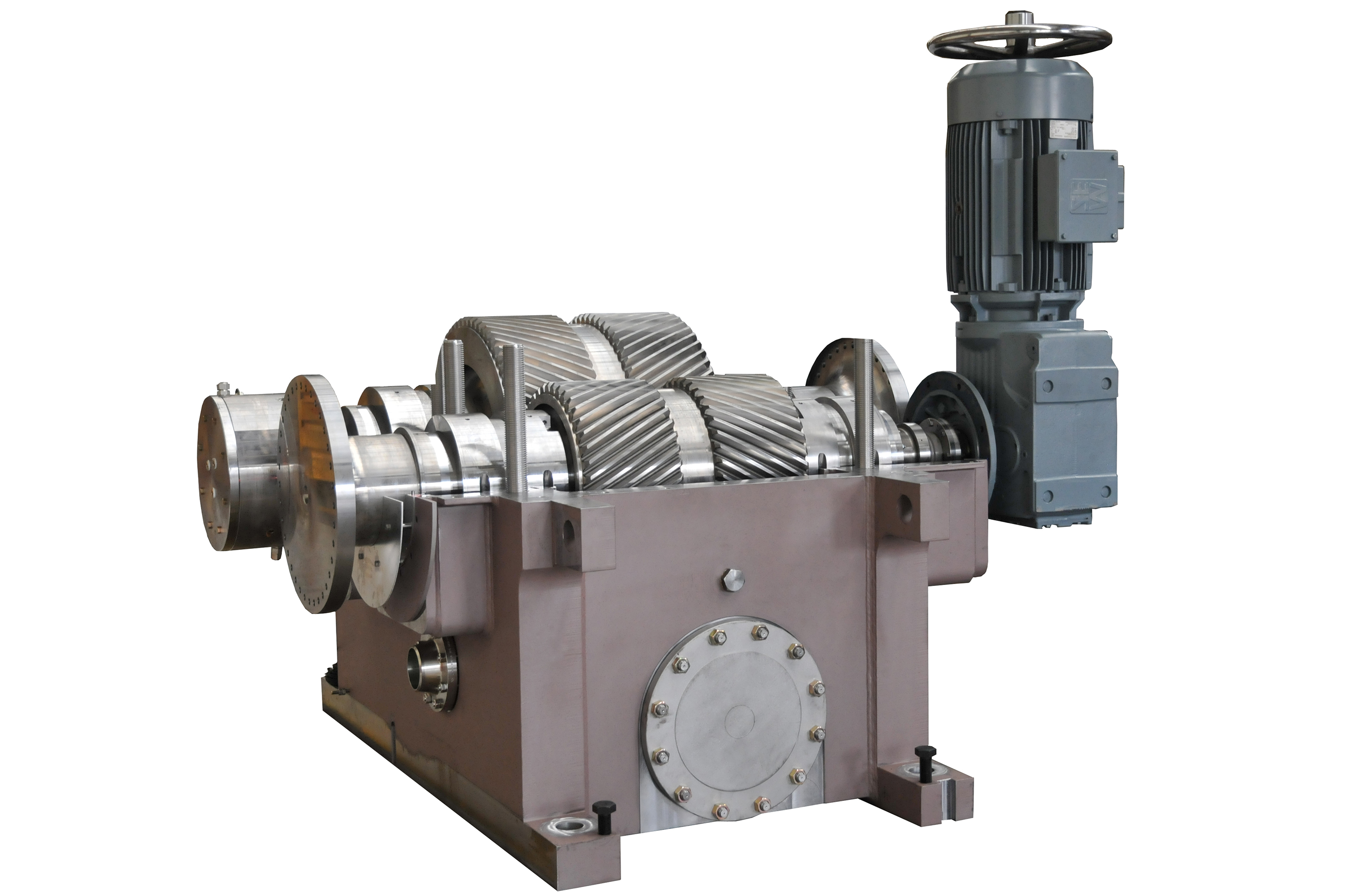 High-speed Parallel-shaft Gearboxes Pumps