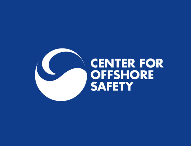 Center for Offshore Safety Leadership Award