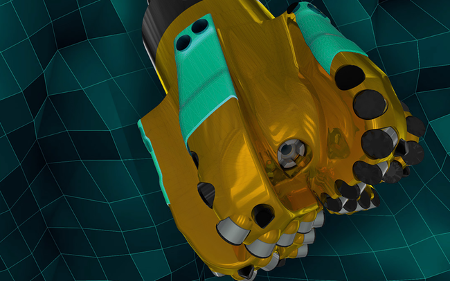 Dynamus drill bit animation still