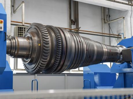 Impulse steam turbines