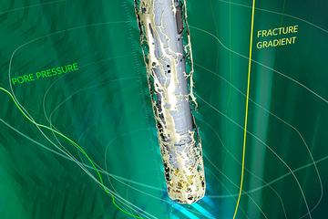 DELTA-TEQ low-pressure-impact drilling fluid animation still