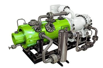 Integrated Compressor Line