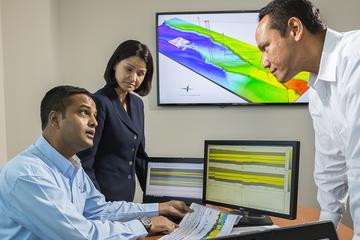 VisiTrak reservoir navigation and analysis service
