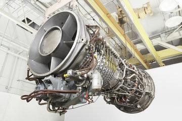 PGT25+/LM2500+ Aeroderivative Gas Turbine