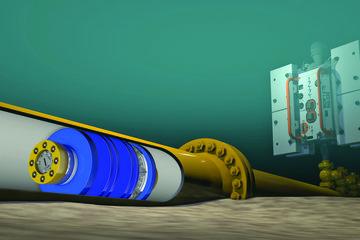 SAVAS pre commissioning subsea pipelines