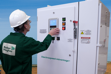 Electrospeed Advantage Variable Speed Drive
