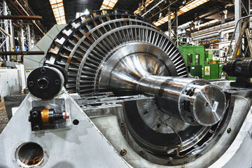 Steam Turbines for Mechanical Drive