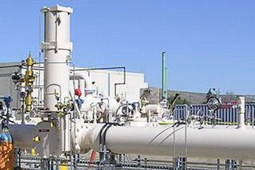 Grayslake Natural Gas Distribution Station Installation