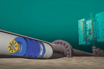 SAVAS for dewatering - pre commissioning subsea pipelines